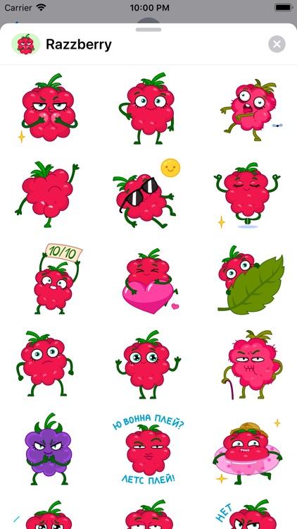 Razzberry Flavor