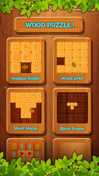 Number Puzzle:Woody Block Game screenshot-0
