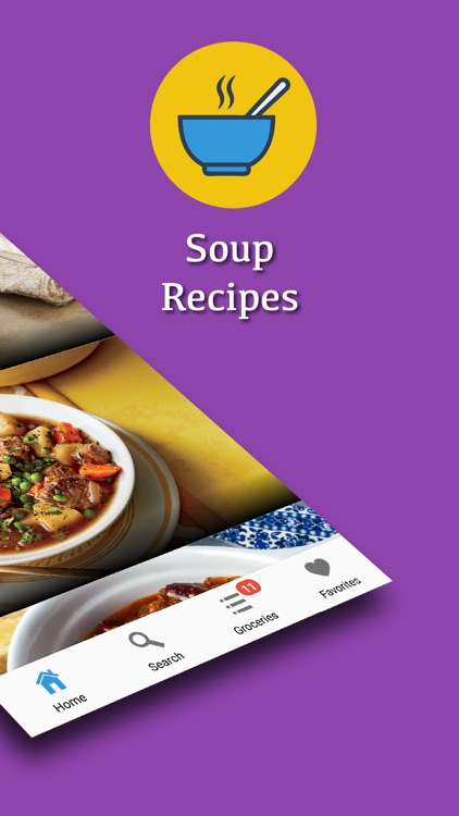 Soupz: Chili & Stew Recipes screenshot-1