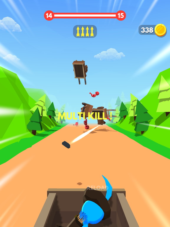 Archer Road screenshot 12