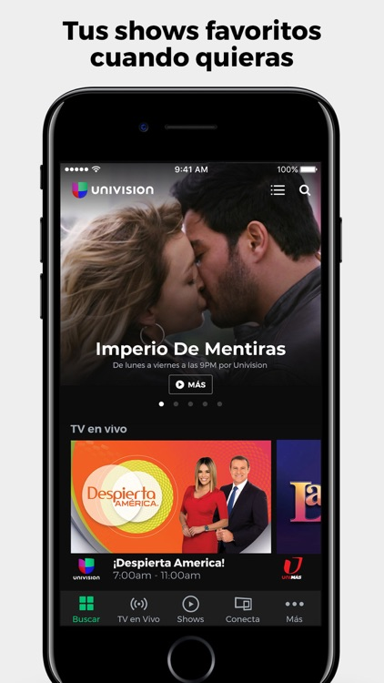 Univision App screenshot-0