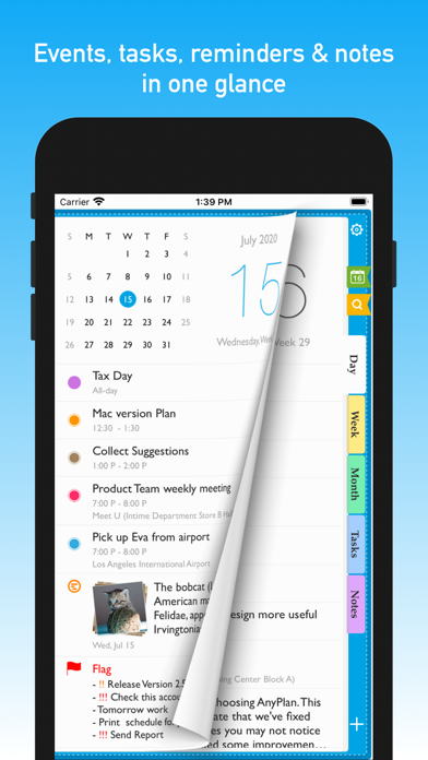 AnyPlan: Time Schedule PlannerScreenshot of 1