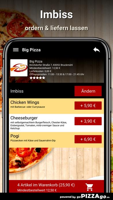 Big Pizza Bruckmühl screenshot 6