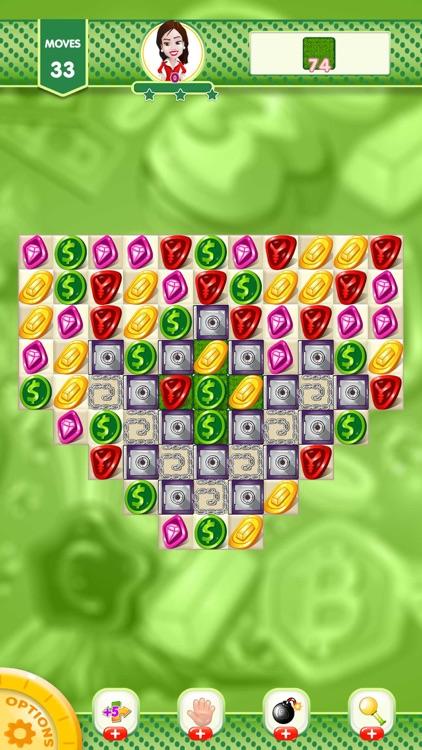 Match 3 Coin Jewel Blast screenshot-6