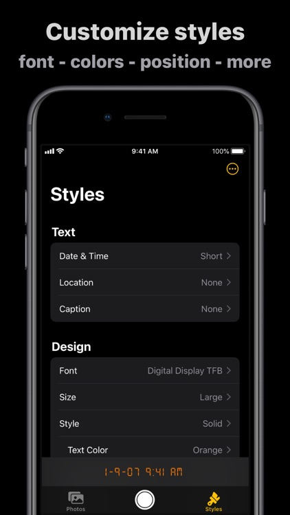 DateStamper screenshot-3