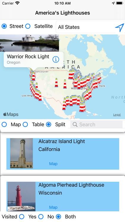 America's Lighthouses