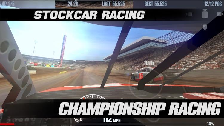 Stock Car Racing screenshot-6