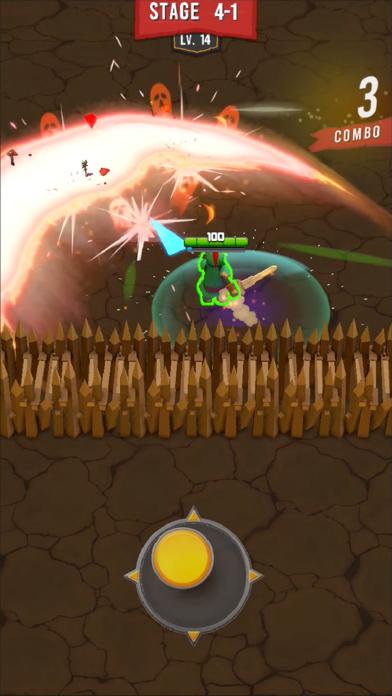 Sword hero! screenshot 2