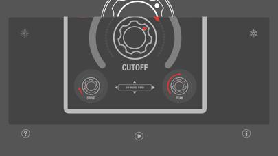 JAF DeeJey - Full Range Filter screenshot 1