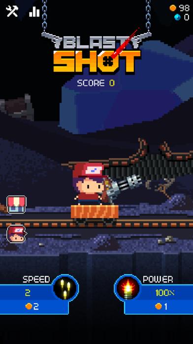 Blast Shot screenshot 1