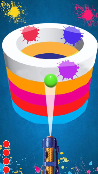 PaintBall Hitting:Tower Blast screenshot 4