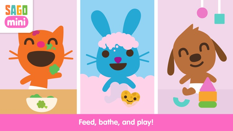 Sago Mini Babies Daycare screenshot-0