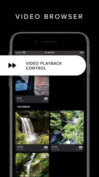 REC - Pro Video Camera screenshot-6