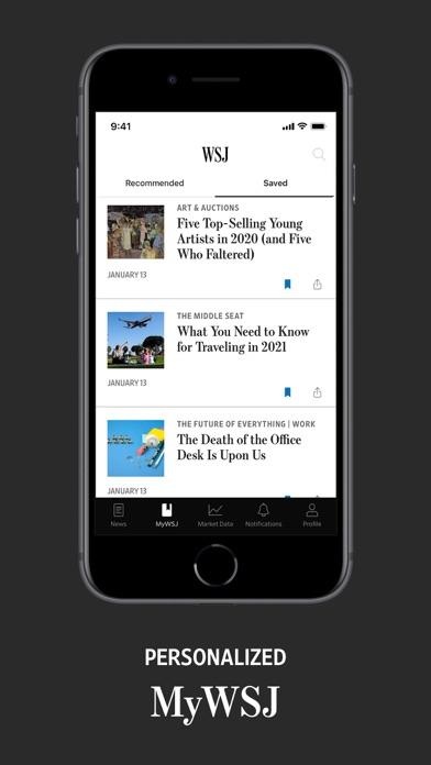The Wall Street Journal. ScreenShot2