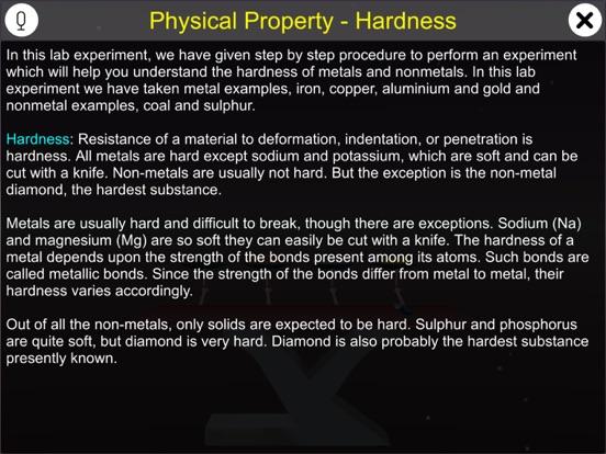Physical Property - Hardness screenshot 8