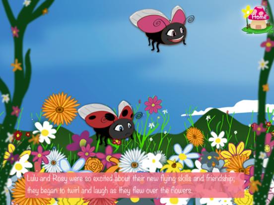 Ipad Screen Shot Lulu & the Missing Spots 2