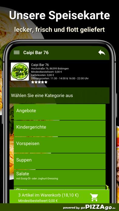 Caipi Bar 76 Bobingen screenshot 4