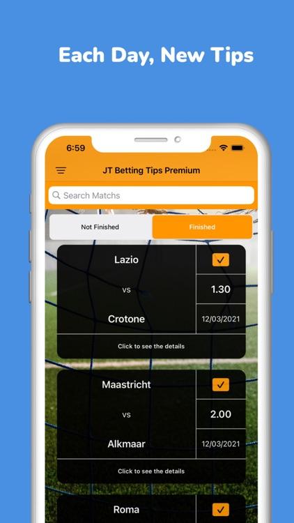 Betting Tips Premium Football