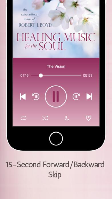 Healing Music for the Soul screenshot 7