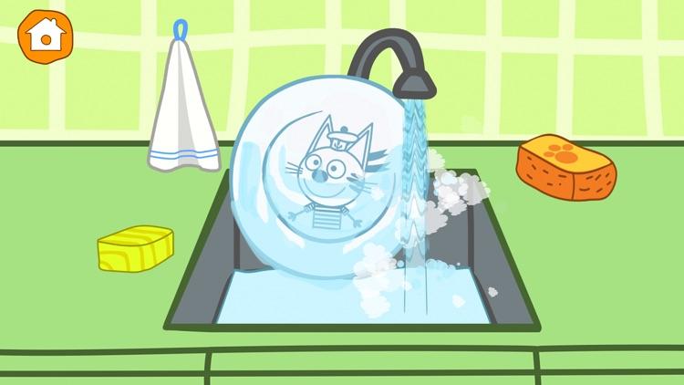 Kid-E-Cats Cooking at Kitchen screenshot-6