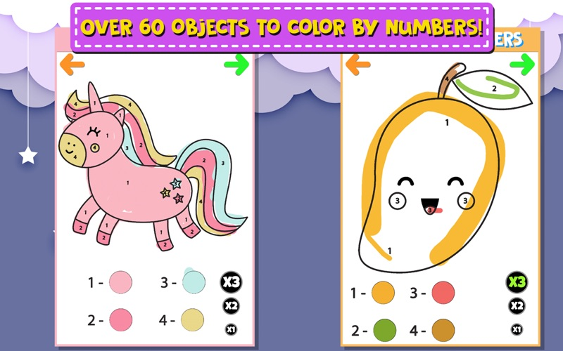 Color And Numbers screenshot 1