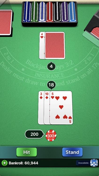 Blackjack 21 ◈ screenshot-4