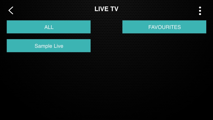 All IPTV Player screenshot-4