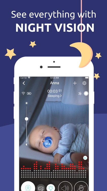 Annie Baby Monitor: Nanny Cam screenshot-3