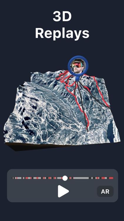 Slopes: Ski & Snowboard screenshot-8
