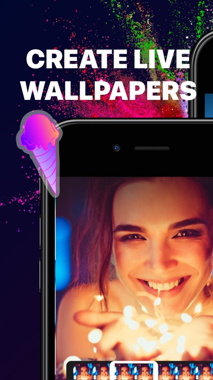 Live Wallpaper & Wallpapers HD screenshot-4