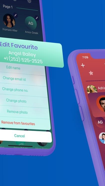 Speed Dial For Call, WhatsApp screenshot-4
