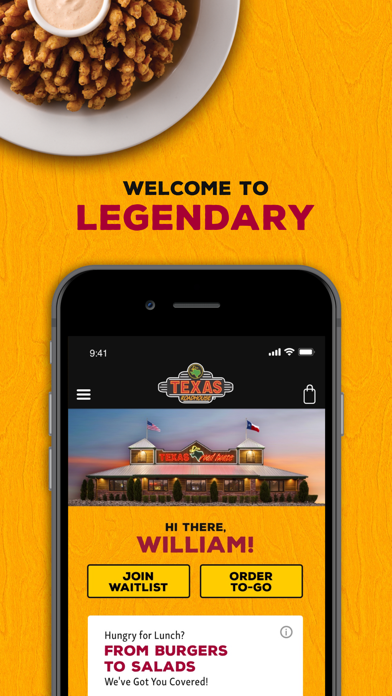 Download Texas Roadhouse Mobile for Android