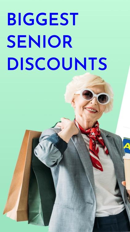 Senior Discounts & Coupons
