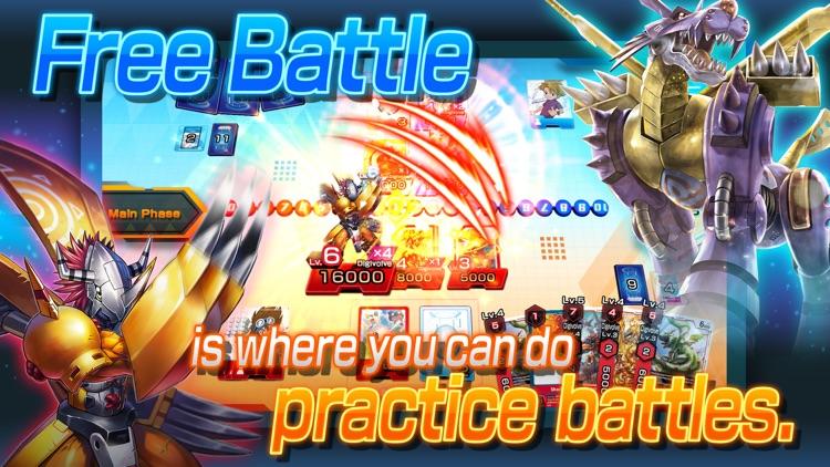 Digimon Card Game Tutorial App
