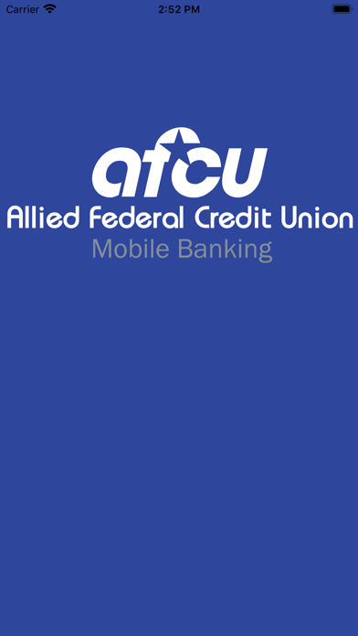 Allied Federal Credit UnionScreenshot of 1