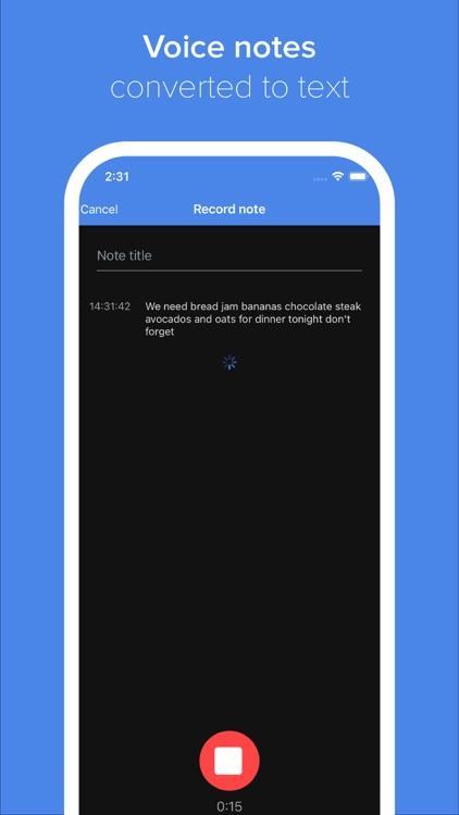 Vxt - Smart Voicemail App screenshot-6