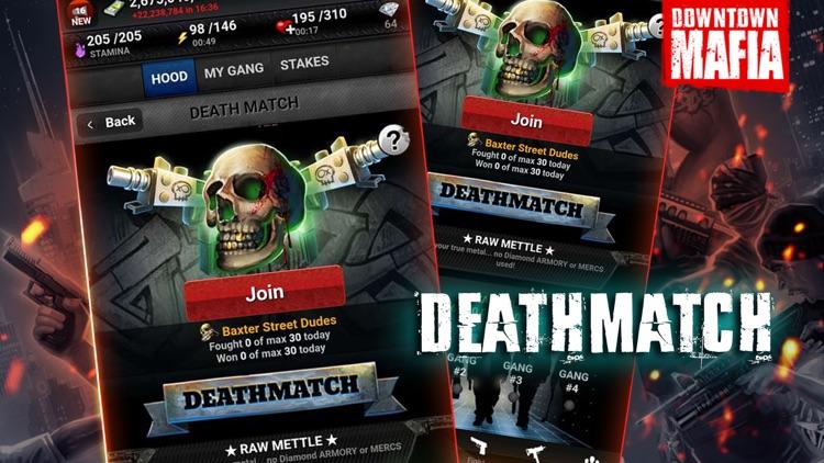 Downtown Mafia: Gang Wars RPG screenshot-3