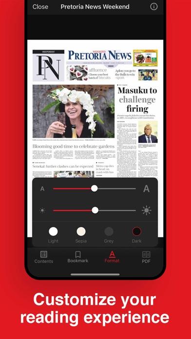 Pretoria News WeekendScreenshot of 3