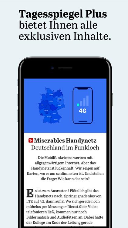 Tagesspiegel - Nachrichten screenshot-4