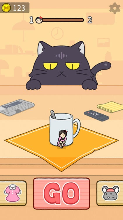 Hide and Seek: Cat Escape! screenshot-0