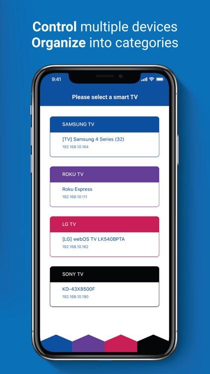 Smartthings TV Remote Control screenshot-4