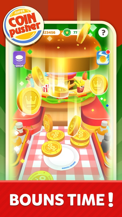Super Coin Pusher