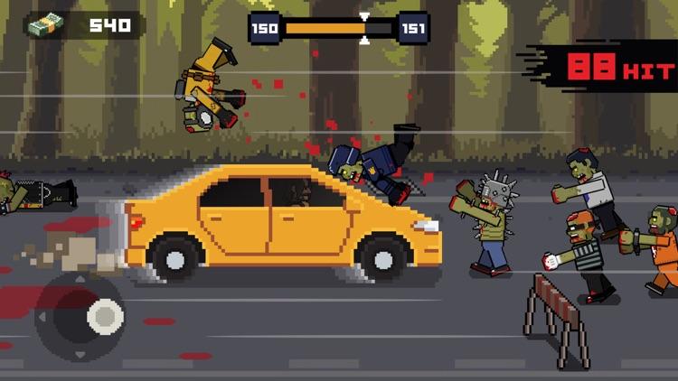 Zombie Crush Fighter screenshot-4