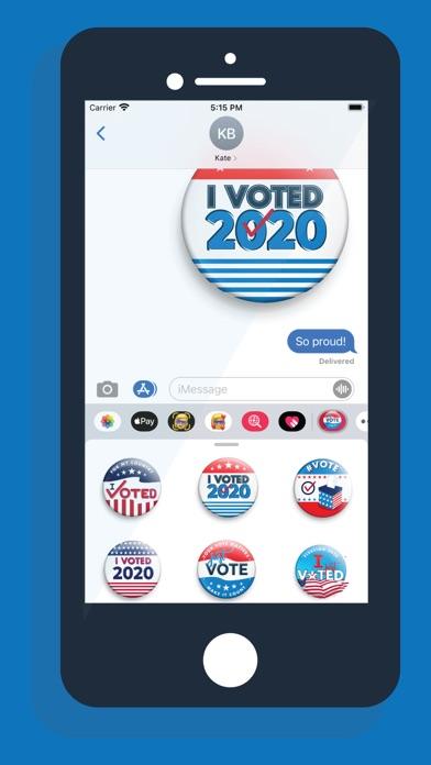 Vote 2020 Screenshot