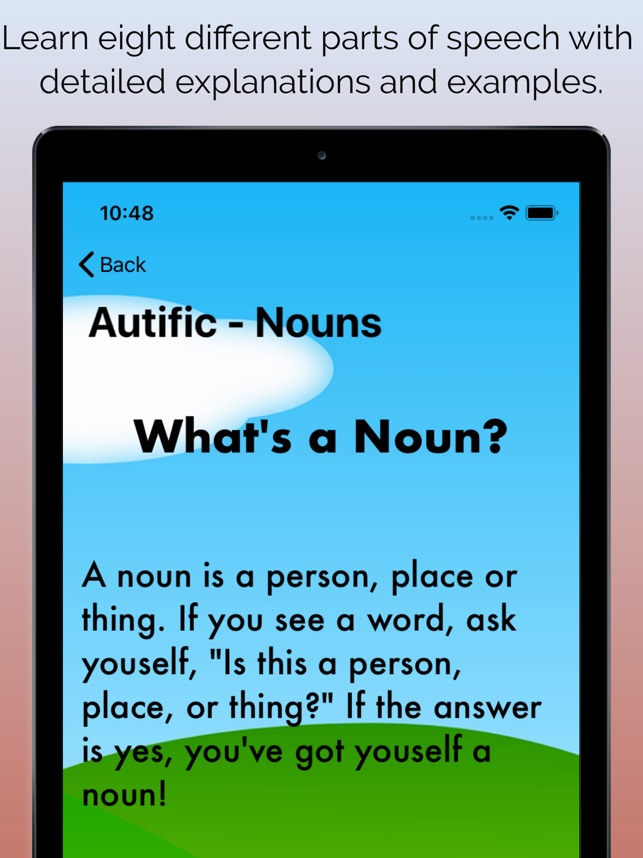 Autific | Autism Speech