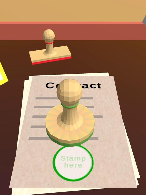 Hiring Job 3D screenshot 10
