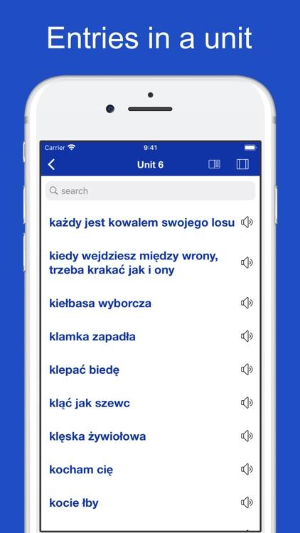 Polish Idioms and Proverbs screenshot-8