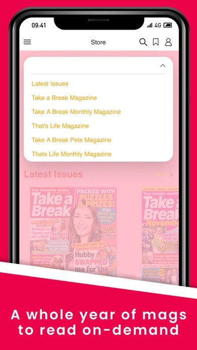 TrueReadsScreenshot of 6