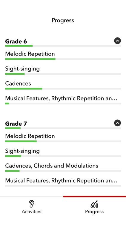 ABRSM Aural Trainer Grades 6-8 screenshot-9
