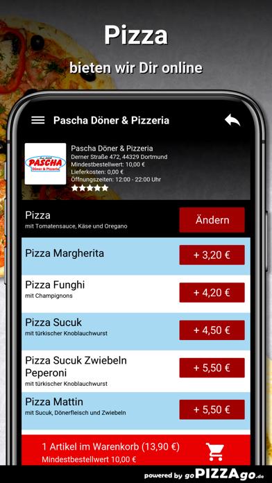 Pascha Döner - Pizzeria screenshot 5